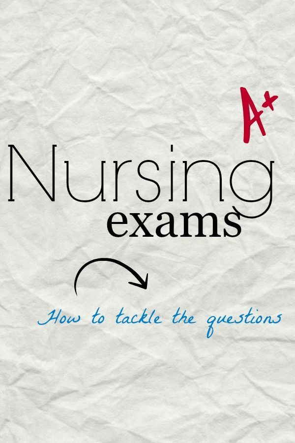 How to take nursing exams in nursing school. #nursingstudents #NCLEX