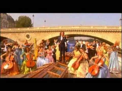 Under the Sky of Paris - André Rieu & The Johann Strauss Orchestra