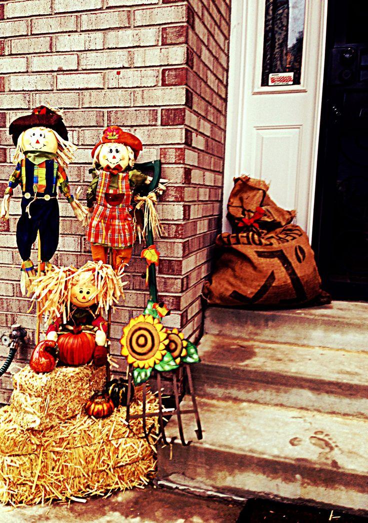 Harvest Moon Christmas Decorations