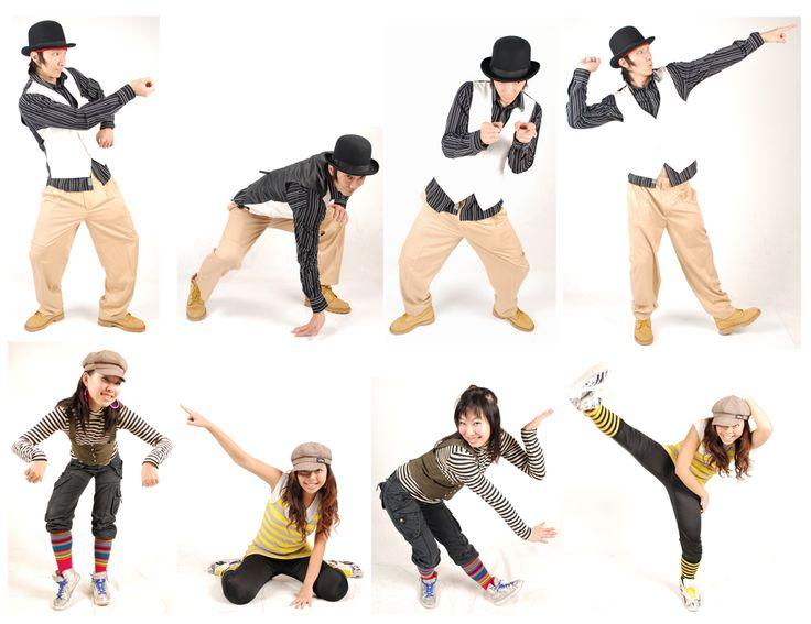 движение танца в картинках учить меня