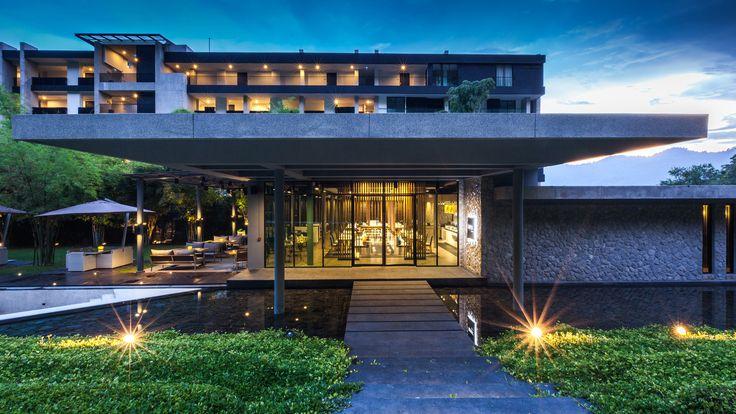Galeria de Botanica Khao Yai / Vin Varavarn Architects - 16
