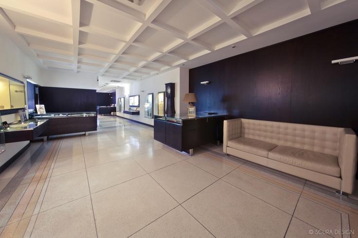 interiors, photo for Curto Gioielli