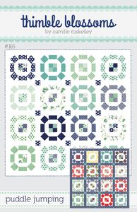 Puddle Jumping Pattern | thimble blossoms