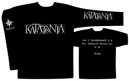 Katatonia - Last fair deal gone down longsleeve Transparent