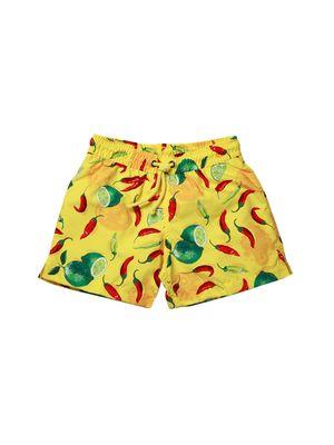 chilli pepper swim trunks by Sunuva at Gilt $42 --> $8 -20% size 9/10