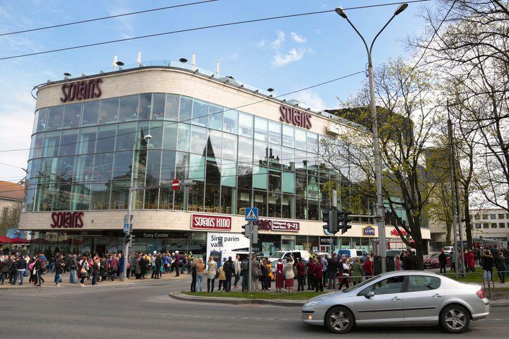 Solarise keskus, Tallinn, Eesti.  Foto: Tanel Rannala (http://www.joonmeedia.ee/)
