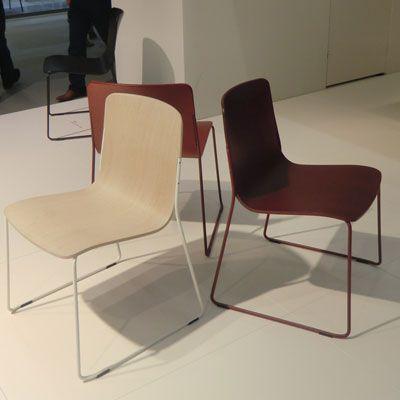 Стул ROB представлен на выставке ORGATEC 2016 в Кельне.  При создании коллекции стульев ROB была идея разработать стул, который сочетает в себе штабелирование с привлекательной формой. Цель состояла в том, чтобы создать стул, который прост в дизайне с акцентом на выделяющиеся линии. А самое главное стул ROB полностью подлежит вторичной переработке.