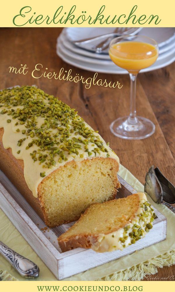 #rezept #backen #baking #kuchen #eierlikör #ostern #rührkuchen  #easyrecipes #thermomixrezepte #thermomix #easter