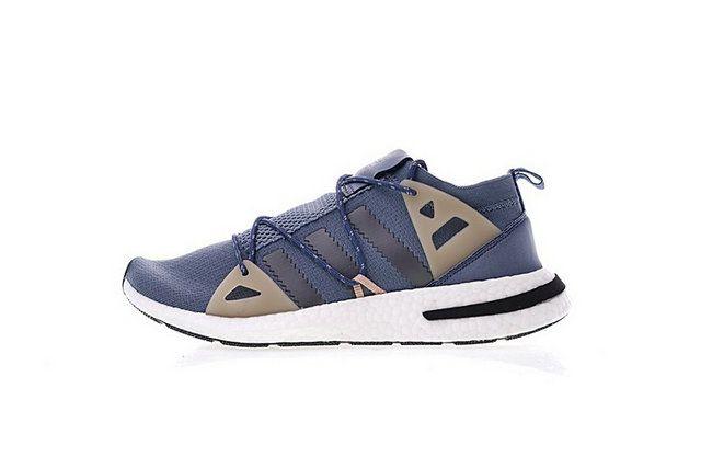 33d51b396763 Adidas Originals Arkyn W Boost Grey Da9606 2018 Fashion Shoe