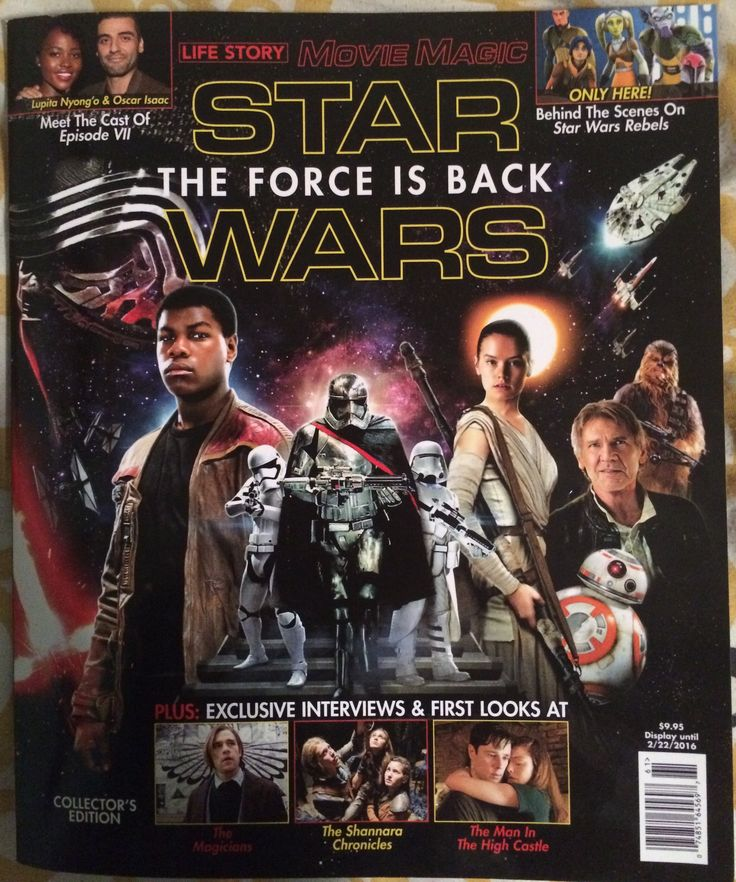 Life Story Movie Magic - Star Wars: The Force is Back