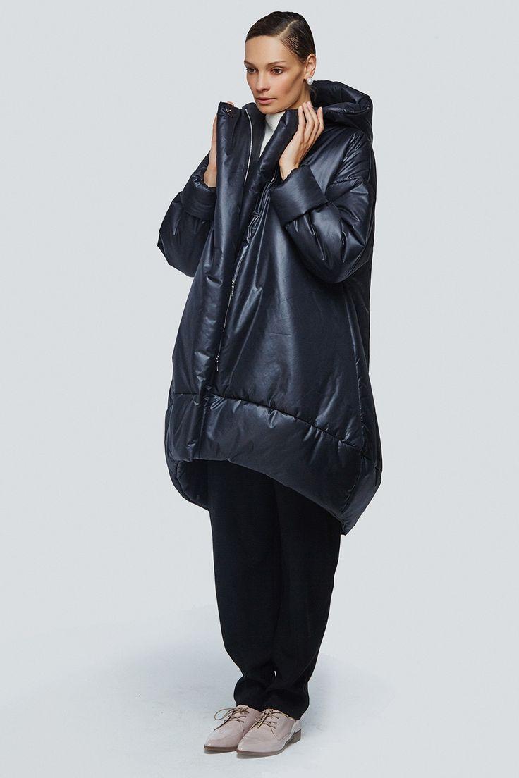 Пальто кимоно-ромб Lesel