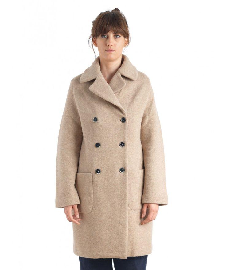 Capospalla Nana Formentera Pallido - Coats - Women - Shop