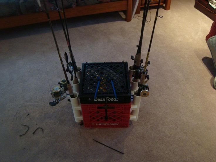 I should make this fishing caddy for my dad gift ideas for The fishing caddy