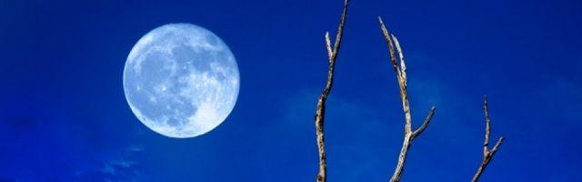 Bijzonder fenomeen: Het is vanavond blauwe maan - http://www.ninefornews.nl/bijzonder-fenomeen-het-is-vanavond-blauwe-maan/