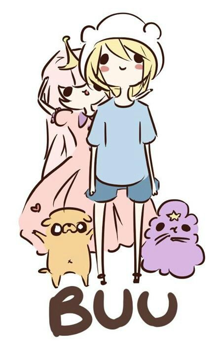 I don't even watch Adventure Time and i think this is adorable!