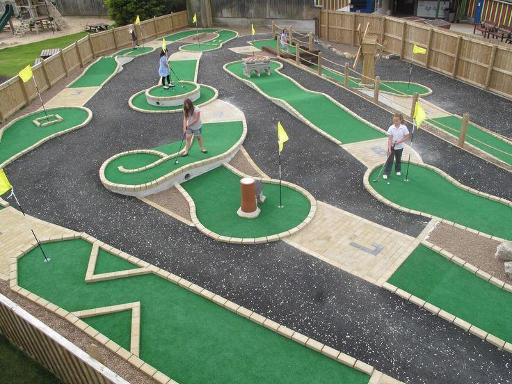 How To Make A Backyard Mini Golf Course Beautiful 30 Best