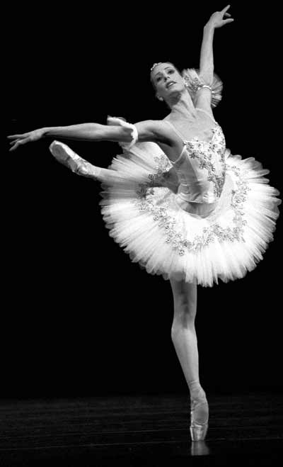 Darcy Bussel-one of my favorite ballerinas