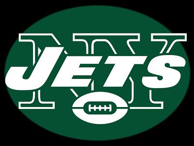 2013 New York Jets Signed Football  2014 Circle of Friends Gala & Auction- Red Oaks