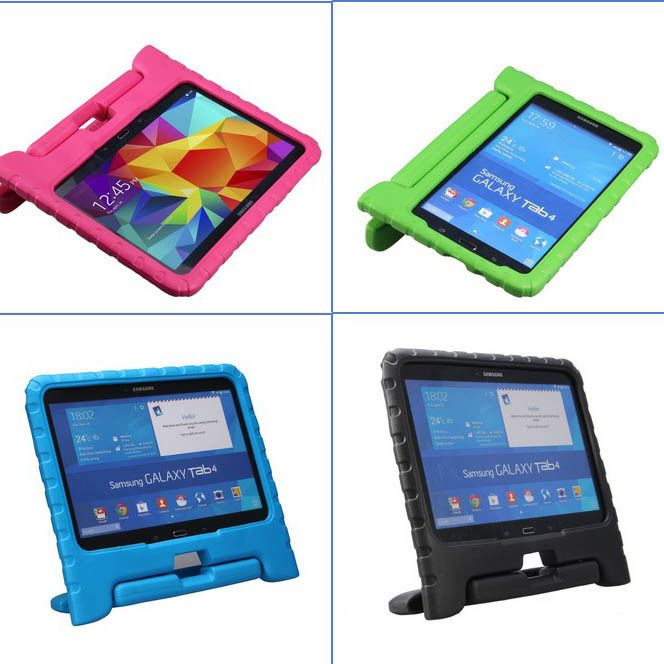 Samsung GALAXY TAB 4 T330 T331 8 inch ShockProof Case Rubber Cover
