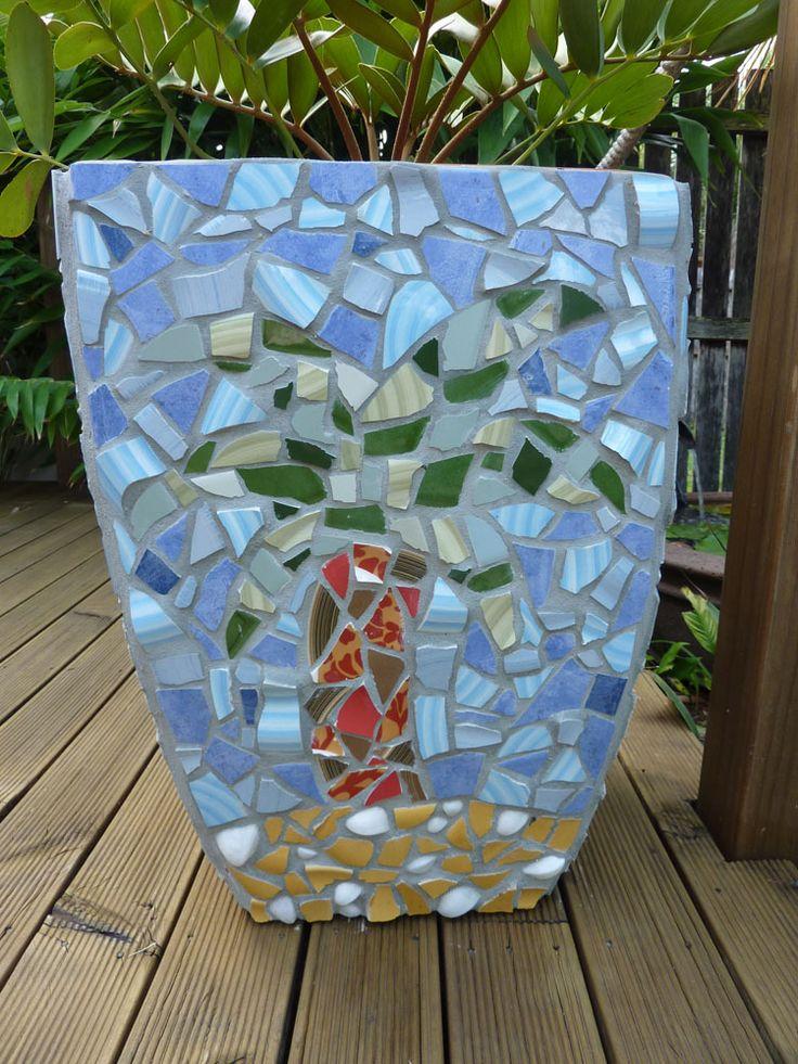 Brainstorm: Em's Mosaic Pot #2