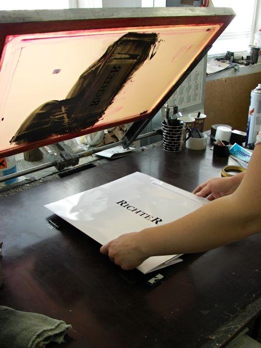 Potisk papírových tašek sítotiskem