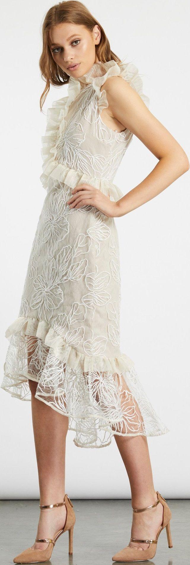 Elliatt Fall '18.   Valentine maxi dress, Wedding gowns lace, New ...
