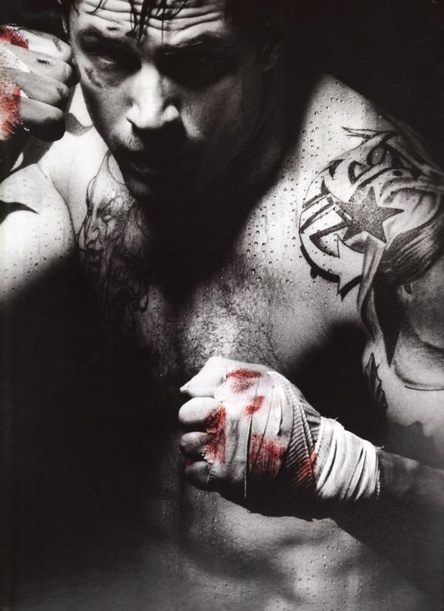 Tom Hardy | Warrior Movie