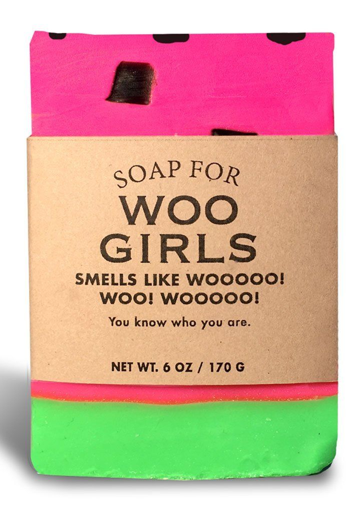 Woo Girls Watermelon Shots Scented Soap Smells Like Woooo
