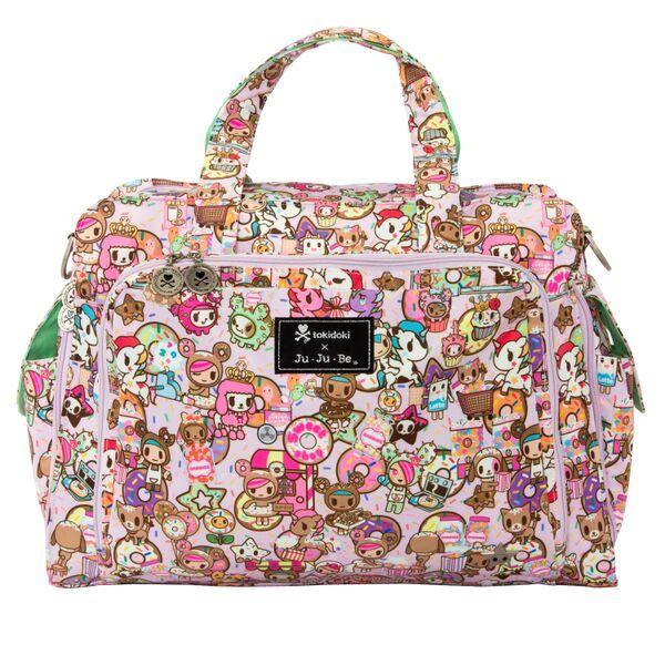 Ju-Ju-Be x tokidoki Donutella's Sweet Shop Be Prepared! ~ $188