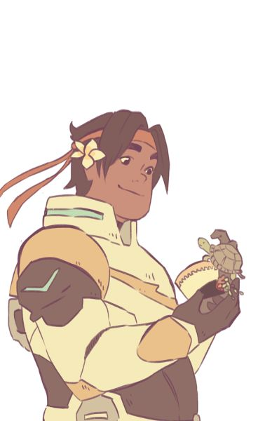 VLD fanart - Yellow Paladin Hunk, my flower son~! voltron legendary defender | Tumblr