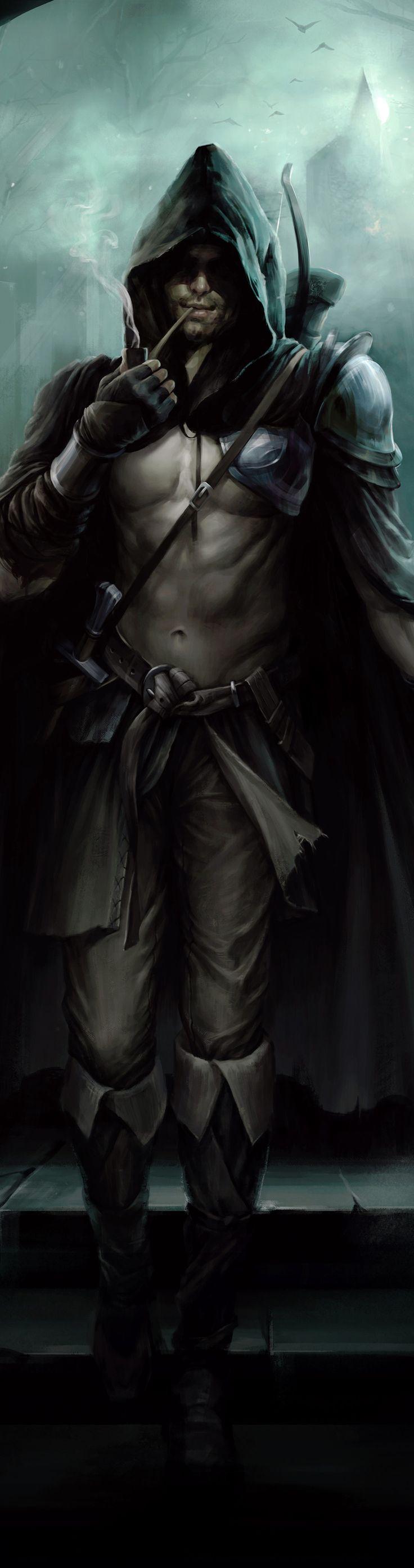 Strider by Siwoo Kim (detail)