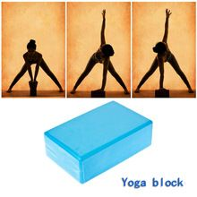 In your yoga practice, it seems not to be a kit only, but just like a part of your body EVA Sport Tool Yoga Block Brick #yoga #yogatool #fitness #gym #sport #foam #yogablock #yogabrick #pilates #fitnessz #joga #jogatégla #jogaeszkoz #jogafelszereles