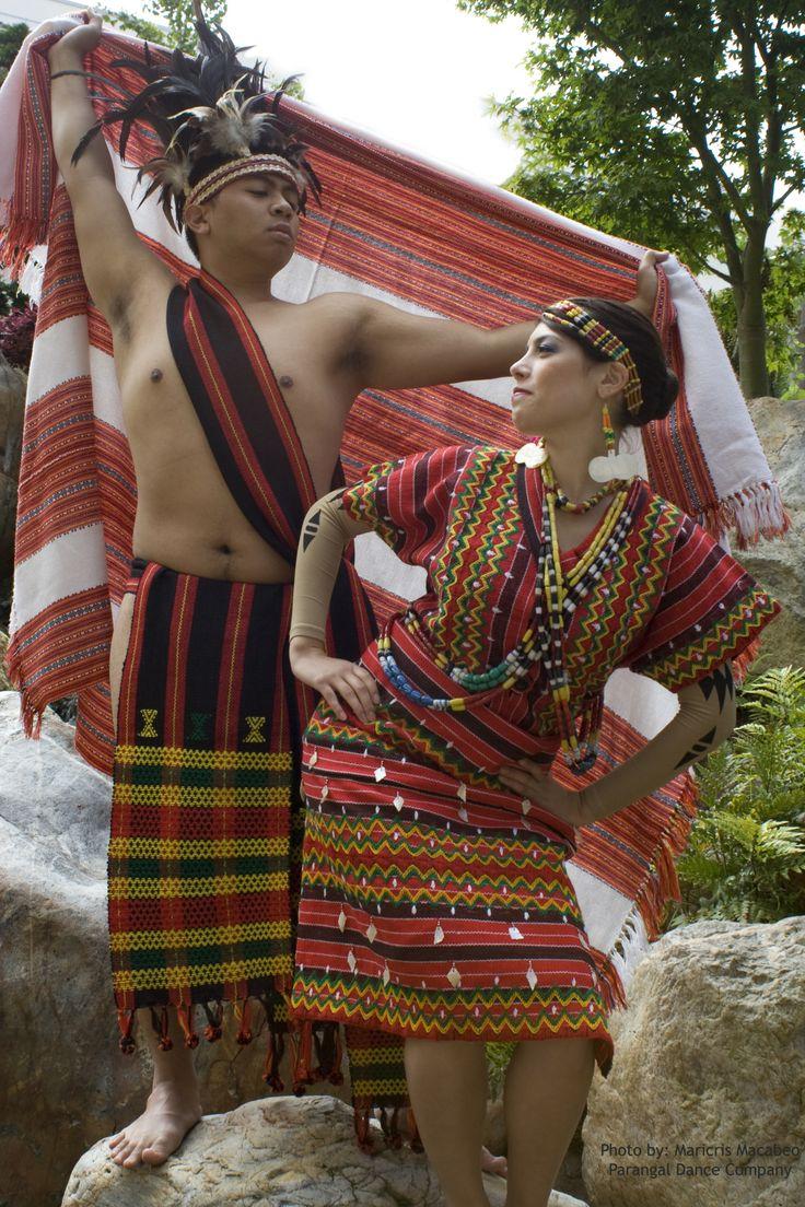 Kalinga In The Cordilleras Or Mountain Region Of Northern