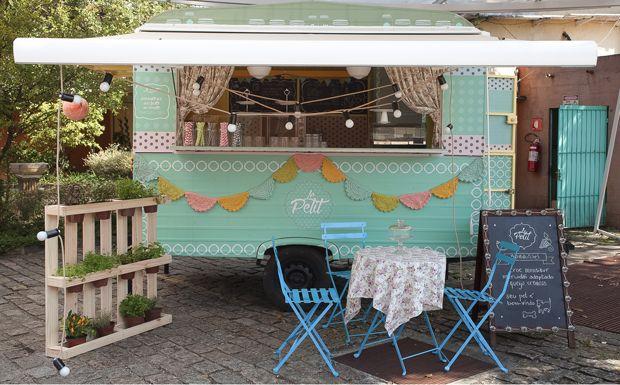 Marcelo Rosenbaum surpreende com a reforma de um food truck no 'Decora'