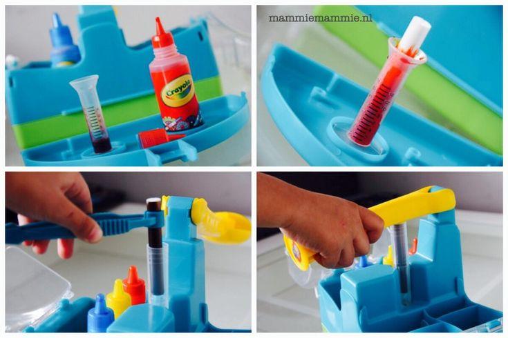 Review   Crayola Marker Maker - mammiemammie.nl