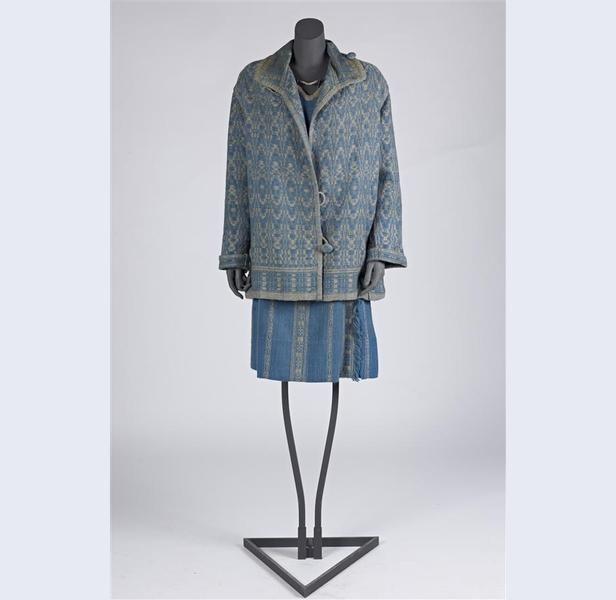 Dress and jacket, Netherlands ca 1925