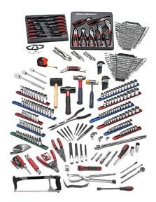 Gearwrench auto starter kit 258 PC kit 83095