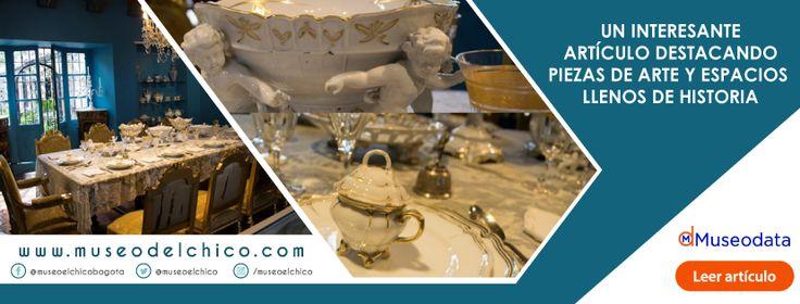 Los invitamos para que lean un interesante artículo desarrollado por nuestros amigos de Museodata acerca del arte de servir la mesa, una historia contada alrededor de nuestros objetos museales.  Leer artículo: http://www.museodata.com/noticias/728-objetos-que-hablan.html