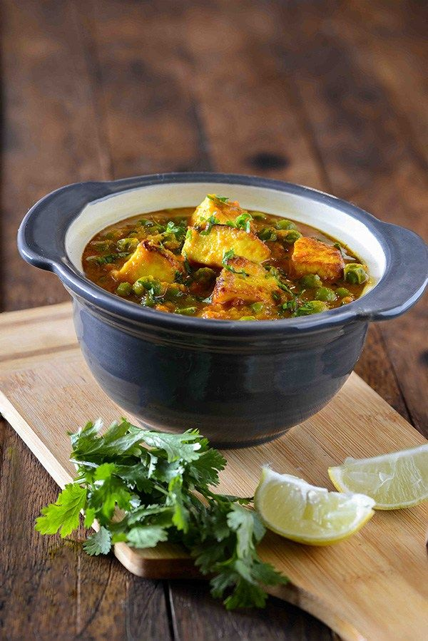 59 best paneer recipes images on pinterest indian recipes matar paneer or mutter paneer curry is hearty vegetarian curry from north indian cuisine this forumfinder Choice Image