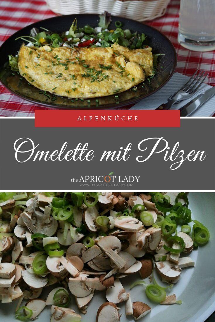 Omelette mit Pilzen | Die besten deutschen Foodblogs ...