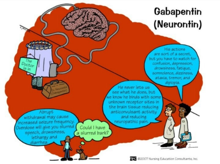 Whats In Neurontin