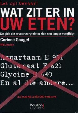 Overzicht van alle E-nummers met omschrijving - www.ahealthylife.nl