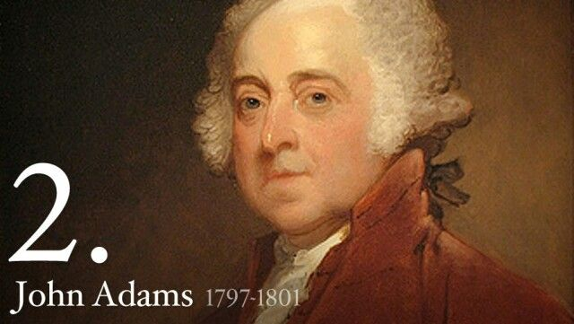 John Adams facts