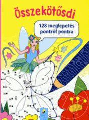 Jutta Langer - Összekötősdi (tündéres) - A könyvben több mint 120 meglepetés vár - királykisasszonyok, popsztárok, kis hableányok, aranyos kiscicák, pónilovak és sok minden más. Csak kösd össze helyes sorrendben a számokat! A kész képeket ki is színezheted. Izgalmas feladatok általános iskolásoknak! Segíti a százas számkörben való tájékozódást.