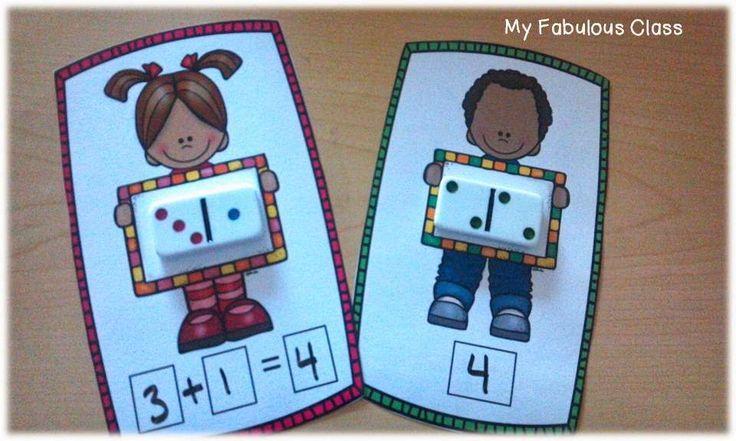 Domino Kids - Part of Year Round Domino Math