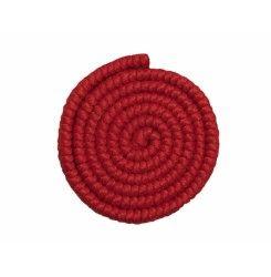 17 Rood Wolcrêpe