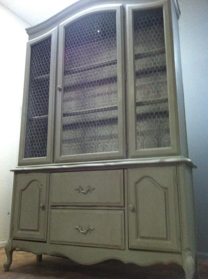 35 best China cabinets images on Pinterest | China cabinets, Chicken ...