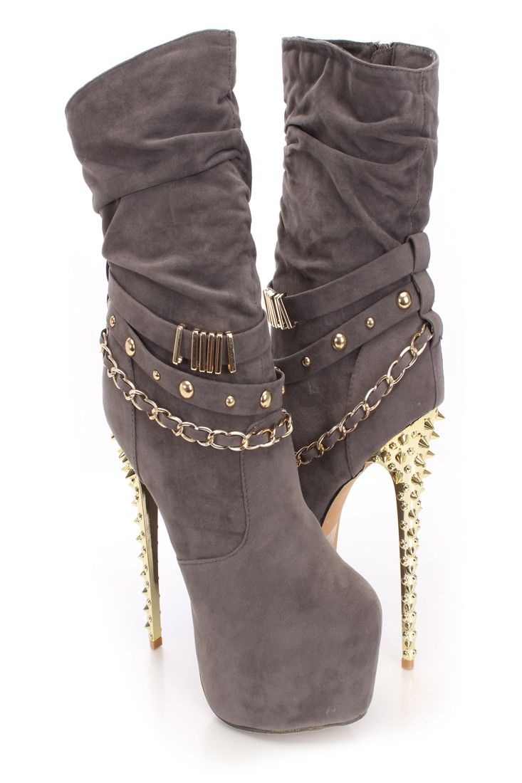These Boots Were Made For Strutting: 17 Best Ideas About 6 Inch Heels On Pinterest