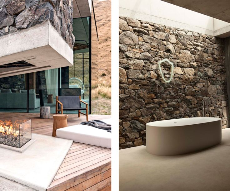 An isolated yet beautiful concrete bunker by Andrew Patterson - Homes To Love