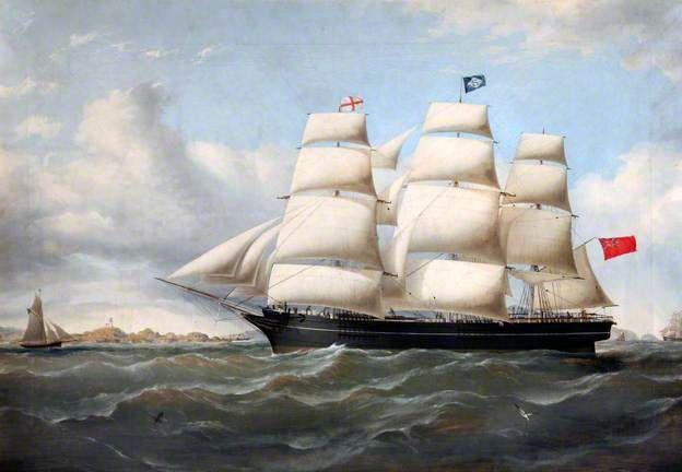 Sardinia by Duncan McFarlane (1818-1865) bbc.co.uk . suzilove.com